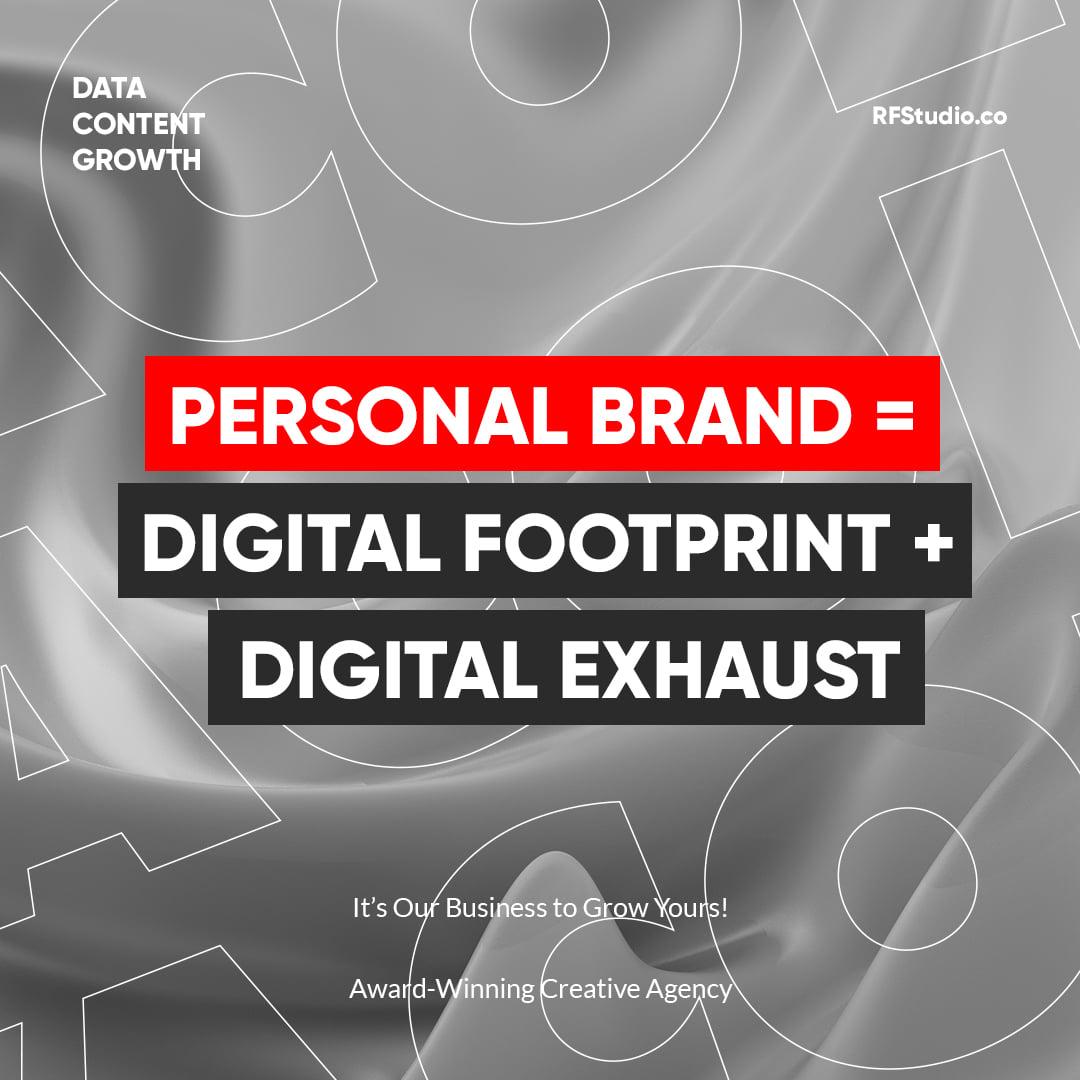 personal brand formula